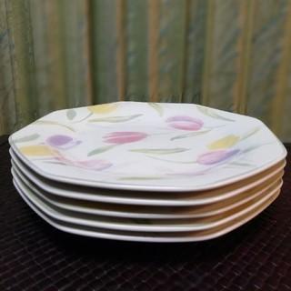 ミカサ(MIKASA)のMIKASA 洋食器中皿4枚+1枚おまけ(食器)