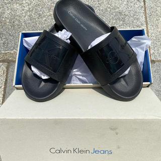 カルバンクライン(Calvin Klein)のCalvin Klein シャワーサンダルカルバンクライン新品送料込み(サンダル)