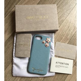 ジミーチュウ(JIMMY CHOO)のiPhone6 6s 7 8 カバー jimmychoo ジミーチュウ(財布)