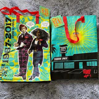 ディーンアンドデルーカ(DEAN & DELUCA)の新品♡Trader Joe's トレジョー エコバック2枚(エコバッグ)