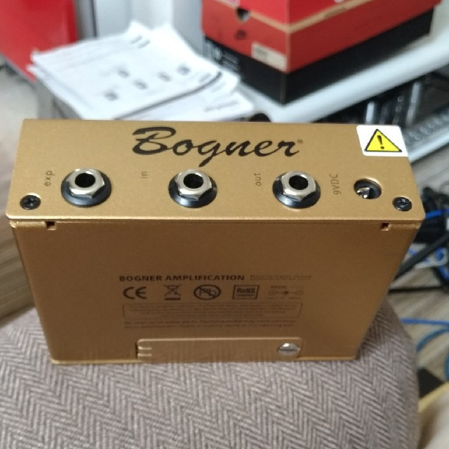 Bogner La Grange エフェクター 楽器のギター(エフェクター)の商品写真