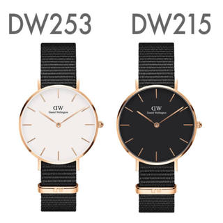 Daniel Wellington - ペアSET【32㎜】ダニエルウェリントン腕時計〈DW253+DW215〉