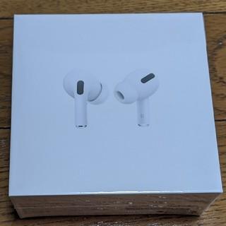 Apple - 新品未開封 Apple AirPods Pro MWP22J/A エアポッツプロ