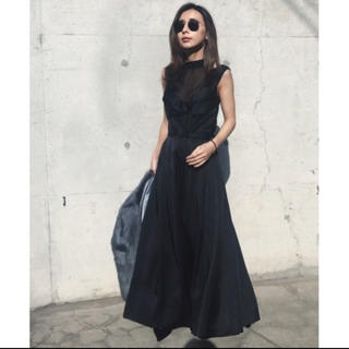 Ameri VINTAGE - アメリヴィンテージLADY BUSTIER ROMPERS DRESS