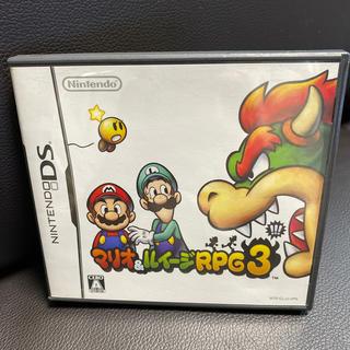 ニンテンドー3DS - マリオ&ルイージRPG3!!! DS