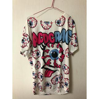 エーシーディーシーラグ(ACDC RAG)のACDCRAG 目玉Tシャツ (Tシャツ/カットソー(半袖/袖なし))