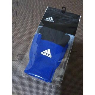 アディダス(adidas)の新品未開封/アディダス/メンズ ベーシック ニットグローブ 手袋/L(手袋)