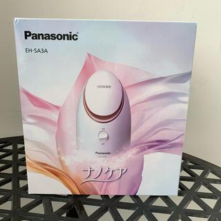 Panasonic - Panasonic ナノケア スチーマー  EH-SA3A 未使用品