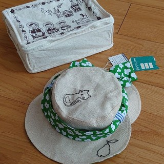 Petit jam - 帽子 ケースつき UV  50cm