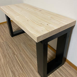 Bonjour様 ウッドベンチ(家具)