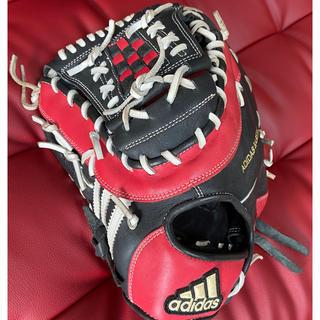 アディダス(adidas)の野球 グローブ ファーストミット 左 アディダス(グローブ)