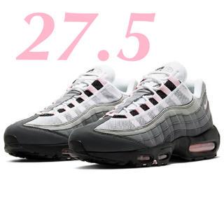 ナイキ(NIKE)の27.5㎝ Nike Air Max 95 PRM Pink Foam(スニーカー)