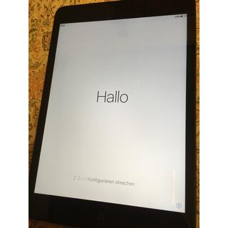 iPad mini 16GB 初代 A1432  MD528J/A