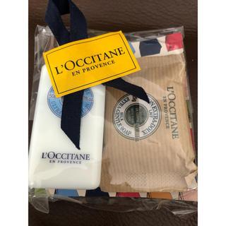 ロクシタン(L'OCCITANE)のロクシタン ミニギフトセット(ボディローション/ミルク)