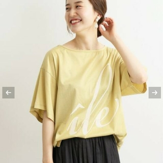 IENA - イエナ♡island Tシャツ