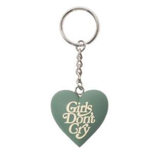 ジーディーシー(GDC)の新品 Girls Dont Cry Heart Keychen GDC (キーホルダー)