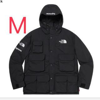 Supreme - supreme north face cargo jacket black M