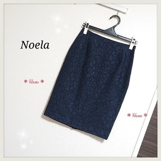 Noela - Noela*レースタイトスカート