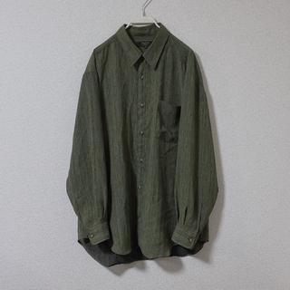 ニードルス(Needles)のused  pattern stripe shirt(シャツ)