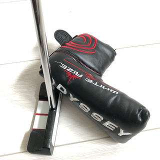 キャロウェイゴルフ(Callaway Golf)の新米双子パパさま専用オデッセイパターWHITE RIZE iX  1CS(クラブ)