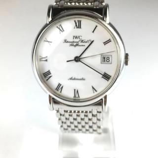 インターナショナルウォッチカンパニー(IWC)のIWC ポートフィノデイト SS 自動巻 ローマ数字(腕時計(アナログ))
