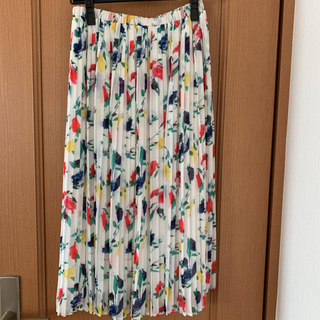 MURUA - ムルーア   花柄スカート ZARA好きにも