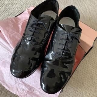 レペット(repetto)のレペット Oxford shoe Zizi ジジ 39 黒(ローファー/革靴)