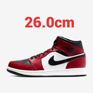 NIKE - NIKE AIR JORDAN 1 MID CHICAGO