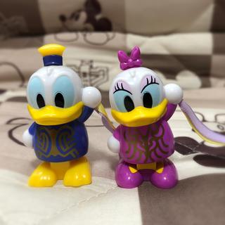 ディズニー(Disney)の東京ディズニーリゾート カプセルトイ 35周年 ドナルド デイジー(その他)