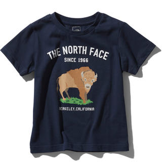 THE NORTH FACE - 新品タグ付き ノースフェイス 130 Tシャツ THE NORTH FACE