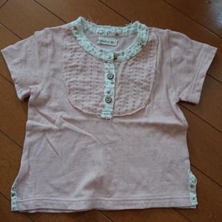 ビケット(Biquette)のビケット 半袖カットソー90(Tシャツ/カットソー)
