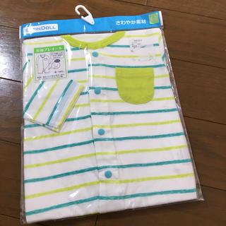 ニシマツヤ(西松屋)の長袖プレオール(60-70)(カバーオール)