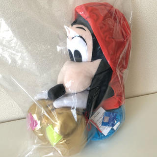 ディズニー(Disney)のトレバ限定 ディズニー   マックス ストリートスタイル BIG ぬいぐるみ(キャラクターグッズ)