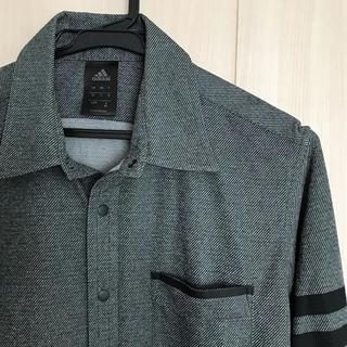 アディダス(adidas)のadidas 襟付きシャツ(シャツ)