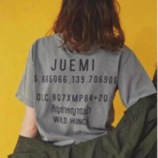 ALEXIA STAM - juemi 完売 Tシャツ