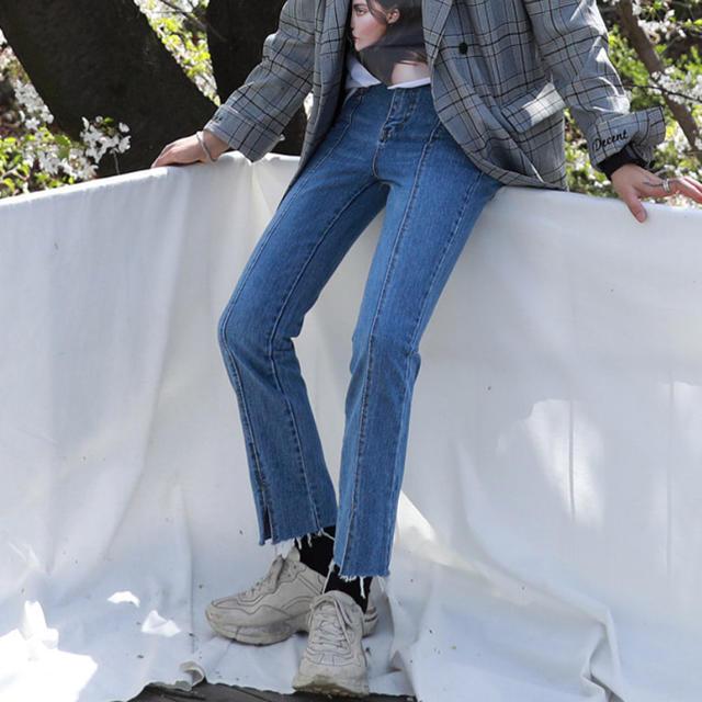 HARE(ハレ)のPerfectfit Vent Denim Pants サイト価格5880円 メンズのパンツ(デニム/ジーンズ)の商品写真