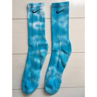 ナイキ(NIKE)のTie Dye Socks Nike タイダイ染め 靴下 ソックスナイキ L(ソックス)
