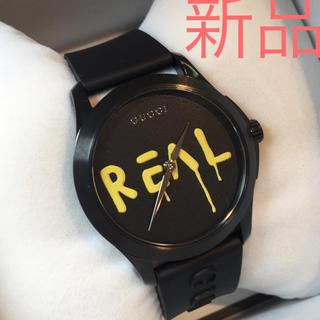 グッチ(Gucci)の☆新品☆GUCCI GHOST REAL Gタイムレス 腕時計(腕時計(アナログ))