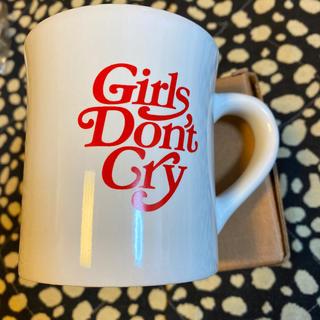 ジーディーシー(GDC)のgirls don't cry マグカップ Amazon アマゾン (グラス/カップ)