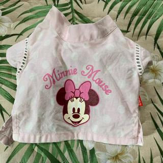 ディズニー(Disney)のディズニー犬服☆ミニーマウス甚平3S(犬)