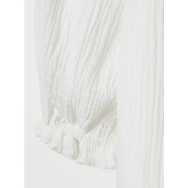 H&M(エイチアンドエム)のH&M コットン カフタンワンピース レディースのワンピース(ロングワンピース/マキシワンピース)の商品写真