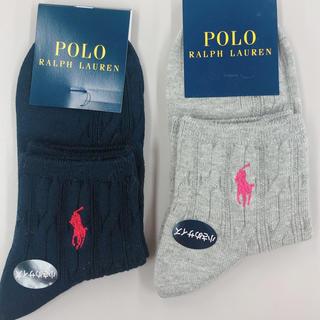 POLO RALPH LAUREN - 【新品未使用】POLO RALPH LAUREN レディース 靴下