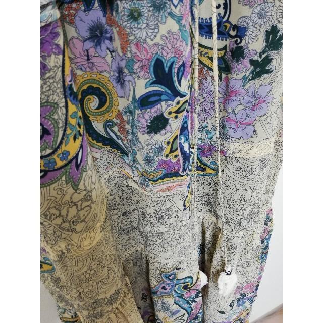 ZARA(ザラ)のZARA ロングワンピース マキシ 春夏 レディースのワンピース(ロングワンピース/マキシワンピース)の商品写真