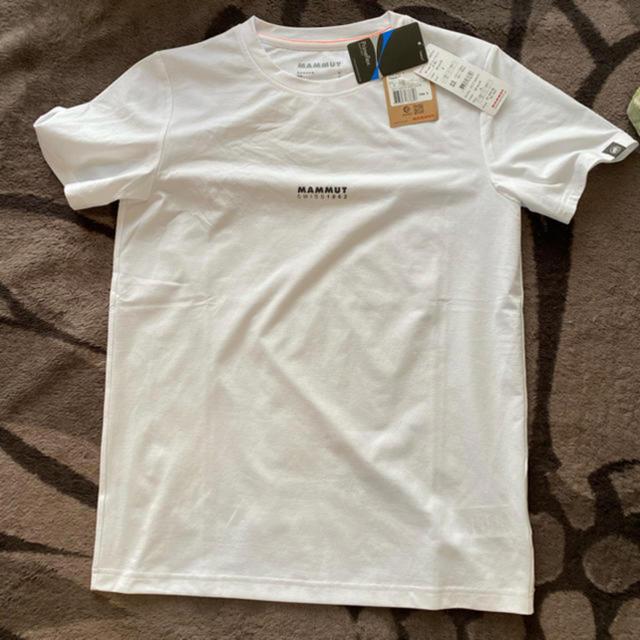 Mammut(マムート)の新品 マムート/Mammut ロゴTシャツ メンズのトップス(Tシャツ/カットソー(半袖/袖なし))の商品写真