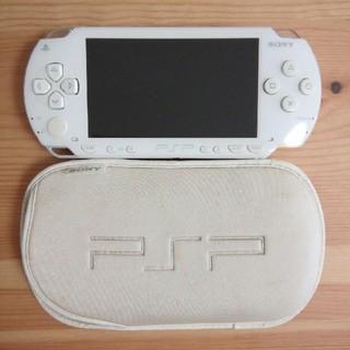 SONY - PSP 本体 白 ホワイト