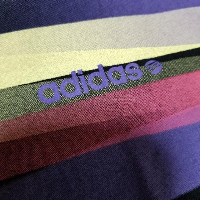 adidas(アディダス)のアディダス カットソー メンズのトップス(Tシャツ/カットソー(半袖/袖なし))の商品写真