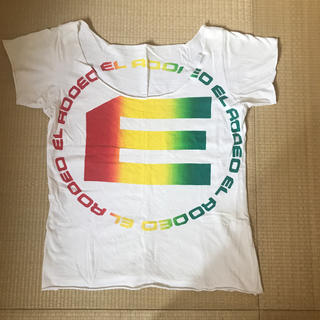 エルロデオ(EL RODEO)のEL RODEO Tシャツ F(Tシャツ(半袖/袖なし))