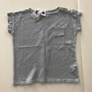 キャラメルベビー&チャイルド(Caramel baby&child )のlepetitgermain リネン Tシャツ ルプチ(Tシャツ)