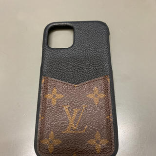 LOUIS VUITTON - ルイヴィトンiPhone11proバンパー