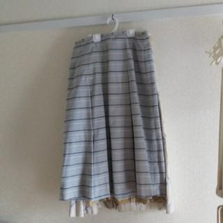 スカート3枚セット(ひざ丈スカート)